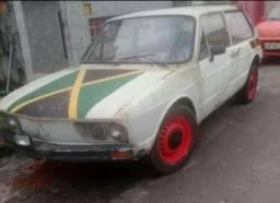 Brasília VW 1978
