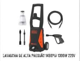 LAVADORA DE ALTA PRESSÃO 1450PSI 1300W 220 V