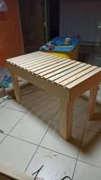 Mesa de Pinho