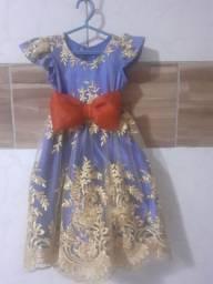 Conjunto mae e filha vestido de aniversário