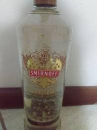 Smirnoff flocos de ouro