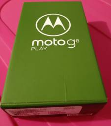 Celular moto G8  play