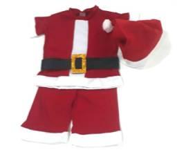 Fantasia Infantil Papai Noel