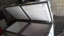 Vendo freezer horizontal 2 tampas