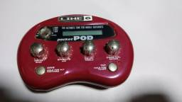 Line 6 Pocket Pod Guitarra Pedal