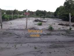 Terreno no amparo a 200m da ampliação da avenida muasara.