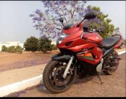 Moto Suzuki GSX 650