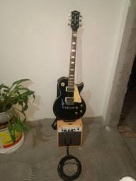 Guitarra Steinberg modelo lespol