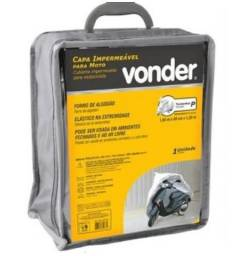 Capa Impermeável Proteção Para Moto, Vonder F. 98876.3162