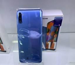 Samsung A11 64Gb Lacrado - Cia Do Smart