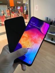 Galaxy Samsung a50 impecável + garantia
