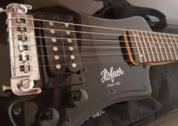 Guitarra hofner raríssima metade do preço