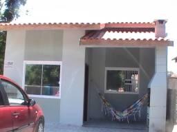 Casa na praia de Itapoá em Santa Catarina