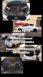 Vendo HB20 2018/2019 1.0