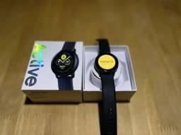 Samsung Galaxy Watch Active Preto - 40mm
