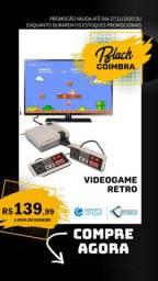 Video Game Retrô Com 620 Jogos na Memoria 02 Controles