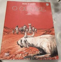 Livro O Quinze - Rachel de Queiroz -Versão especial em HQ