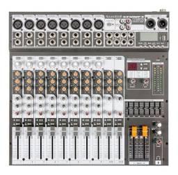 Mesa Soundcraft Sx1202fx Usb Com Efeitos E Usb Sx 1202 Fx - Loja Física