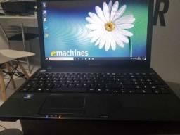 Título do anúncio: Notebook eMachines i3 quem chamar primeiro tem desconto !