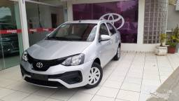 Toyota Etios Sedan AUT 2021/0KM