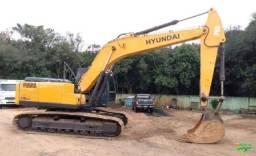 Escavadeira Hyundai 210LC-7 ano 09
