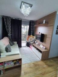 Título do anúncio: Apartamento Lauzane Paulista 2 dormitórios com planejados, sacada, 1 vaga e lazer completo