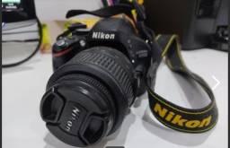 Câmera Nikon - D5100