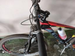 Bicicleta lótus shark kit Shimano alívio