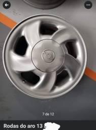 Rodas aro 13 sem pneus