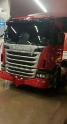 Scania G420 Ano/2011 6x4 Motor Original