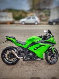 Kawasaki Ninja 300cc 2014/2014 Verde