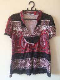 3 camisas por 25 reais