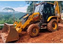 Retro Escavadeira Jcb 3Cx / 2019