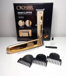 Título do anúncio: [NOVO] Barbeador Cronier Profissional / Entrega Grátis JP