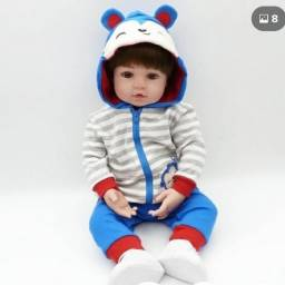 Título do anúncio: Boneco Menino Reborn