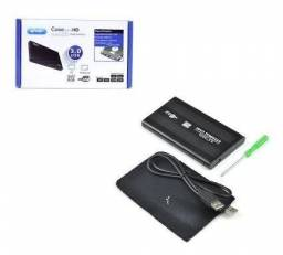 Case Pra hd de notebook Externo Hdd 2.5 Ssd Usb 3.0