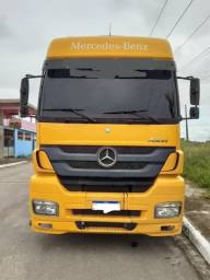 Vendo Mercedes Benz Axor 2036 / 2015 Automático