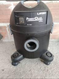 Vendo aspirador de pó e água Powerduo 1250W+ funcionando perfeitamente+aceito oferta