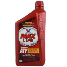 Óleo fluido de transmissao automatica valvoline max life