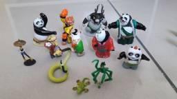 Título do anúncio: Doze lindas miniaturas  Kungfu Panda