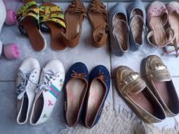 Sapato infantil brechó