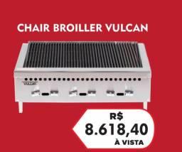 Chairbroiler VULCAN - JM equipamentos