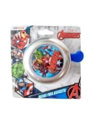 Buzina Bicicleta Infantil Trim Avengers