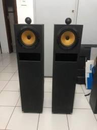 Caixas acústicas Baubo altíssima qualidade
