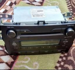 CD player Toyota Corolla original