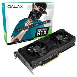 Título do anúncio: RTX 3060 12GB galax nova