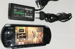 PSP Slim 3001 Destravado+64GB