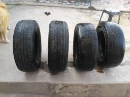 4 pneus 15 EcoSport