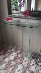 Título do anúncio: Console  em vidro temperado