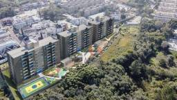 Título do anúncio: Apartamento com 3 dormitórios com 1 suíte à venda, 67 m² por R$ 371.824 - Campo Comprido -